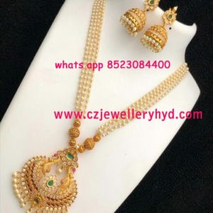 One Gram Gold Long Haram 020319M