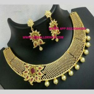 CZ Necklace set buy online