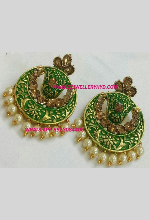 Exclusive Meena Earrings Buy online