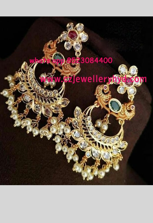 CZ Beautiful Earrings 12N125