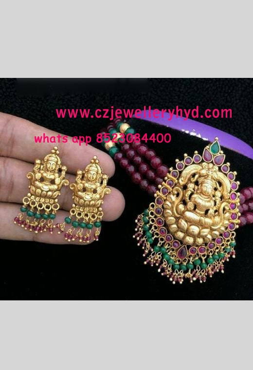 kemp set online temple jewellery 34N278